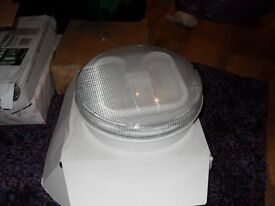 new 28w 2D light fitting bathroom or external use