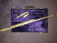RARE - USA Blessing B101C Flute & Hard Case