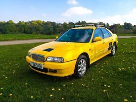 Rover 600 618i, BANANA CAR