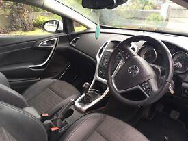 Vauxhall Astra GTC SRI 2.0L