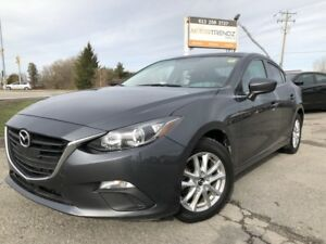 2014 Mazda 3 GS-SKY Auto with BackupCam, Bluetooth, Alloys, S...