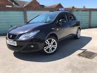 SEAT IBIZA 2009 1.4 SPORT,2 OWNERS, FULL SERVICE HISTORY (UNRECORDED DAMAGED)