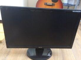Benq gl2250-t monitor