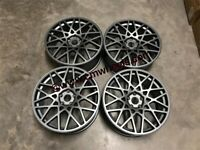 19″ Inch Rotiform style Alloy Wheels GOLF VW Golf MK5 MK6 MK7 MK7.5 Audi A3 Seat Leon Caddy 5x112