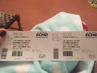 Richard Ashcroft tickets Echo arena Liverpool wed 7th Dec 2016