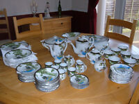 For All Collectors of fine FUJI China made in Japan
