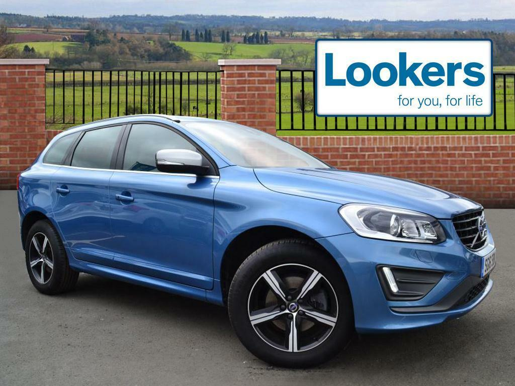 volvo xc60 d4 r design lux nav awd blue 2016 08 15 in motherwell north lanarkshire gumtree. Black Bedroom Furniture Sets. Home Design Ideas