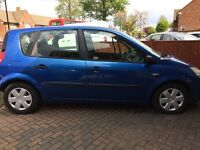Renault scenic for sale!