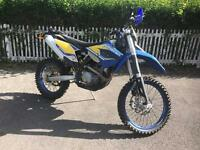 Husaberg fe450 road legal