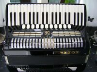 hohner musette 1v 120 bass accordion