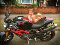 Ducati Monster M1100 Sports 2009