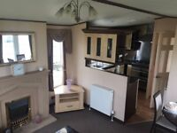 Luxury static caravan on sale! Pitch fees included till 2019- crimdon dene