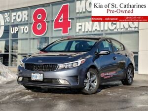 2018 Kia Forte LX+ Service Loaner 7-inch Display Android Auto