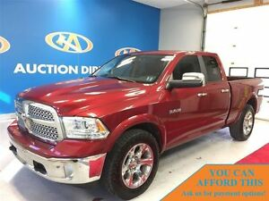 2013 Ram 1500 Laramie, AFTER MARKET EXHAUST, INTAKE, NAV, BACK U