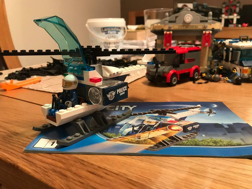 Lego City High Speed Police Chase Set In Emersons Green Bristol