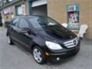 2007 Mercedes-Benz B-Class Turbo **AWD**4 cYL**