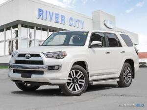 2016 Toyota 4Runner $333 b/w pmts are tax in   Limited   Sunroof