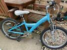20 inch kids unisex mountain bike - Revolution Skye