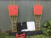 Football training equipment. Great for Start up or existing team. Use for only one season