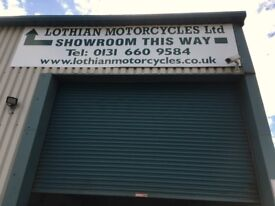 Lothian Motorcycles Ltd - Motorcycle & Scooter Sales also Servicing Repairs & Accessories