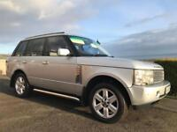 2003 Range Rover HSE 4.4 V8 LPG / Full Service History / Part Exchange Available