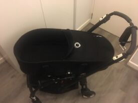 Bugaboo bee5 carrycot black