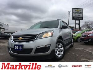 2014 Chevrolet Traverse 8 passenger - finance available