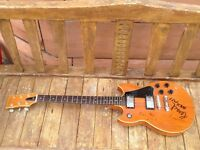 Yamaha SG-90����(1974, Natural Wood) ��� Brother of the��legendary SG-175, Autographed by Barney Kessel