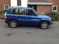 MITSUBISHI SHOGUN PININ 2.0 4X4 GDI 5 DOOR ESTATE