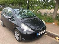 HONDA JAZZ 1.2 SE 5DOORHATCH BACK 2007 WITH FULL SERVICE HISTROY 1FORMER KEEPER