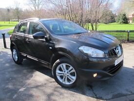 2011 (11) Nissan Qashqai 1.6 Acenta 5dr Full Service History, Immaculate Condition. Fantastic Car