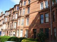 Lovely Spacious One Bedroom First Floor Flat overlooking park - Turnberry Road, Hyndland