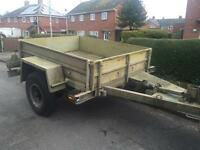 Reynolds boughton military / army trailer