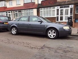 2003 Audi A6 2.0 Turbo, Full Service History, 3 Keys, 3 Owners, Hpi Clear, Excellent Condition