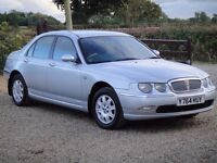 Rover 75 2.0 V6 Club 4dr ** FULL 12 MONTH MOT / NO ADVISORIES / NEW TYRES / VERY CLEAN CAR **