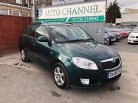 Skoda Fabia 1.4 TDI PD DPF GreenLine 5dr£3,100 p/x welcome FREE WARRANTY. NEW MOT