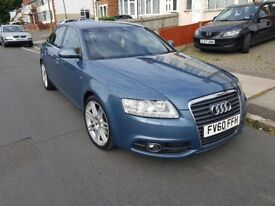 Audi A6 Sline nov 2010 low millage full serviced