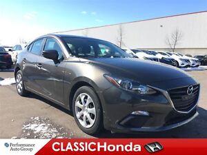 2015 Mazda MAZDA3 GX | CLEAN CARPROOF | PUSH START | |