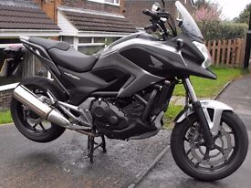 2014 Honda NC750X A PX any bike and delivery possible