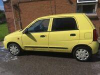 Suzuki alto 2006 £800 OR open to offers