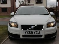 Volvo C30 1.6 SD DrivE diesel- Immaculate and very low mileage