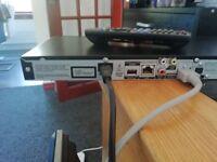 Panasonic 3d blu ray player.