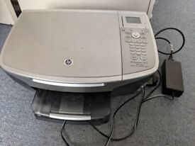 HP Photosmart 2610 all-in-one printer scanner copier