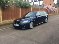 BMW 530D M SPORT TOURING LCI 2007 (57), GREAT CAR, PART EXCHANGE TO CLEAR
