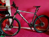 Hardtail mountain scott scale 760