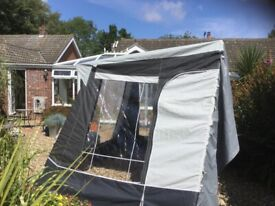 Stand alone Awning for Motorhome/Campervan