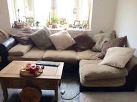 Corner sofa Need go asap