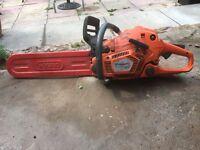 Husquvna chainsaw