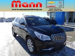 2014 Buick Enclave Leather - Pst paid, Remote start, Leather int