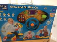 Brand new! VTech Grow and Go ride on toy